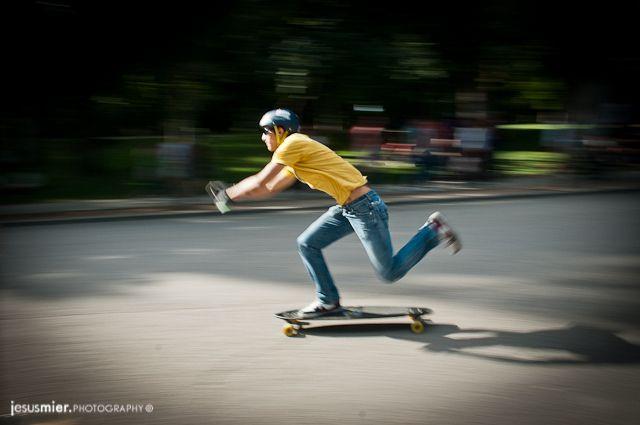 Otang FreeRide Slide Fest 2011 by jesus mier, via Flickr #longboarding #photography