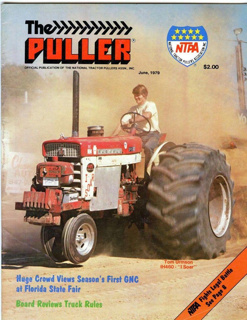Puller Magazine cover shot.