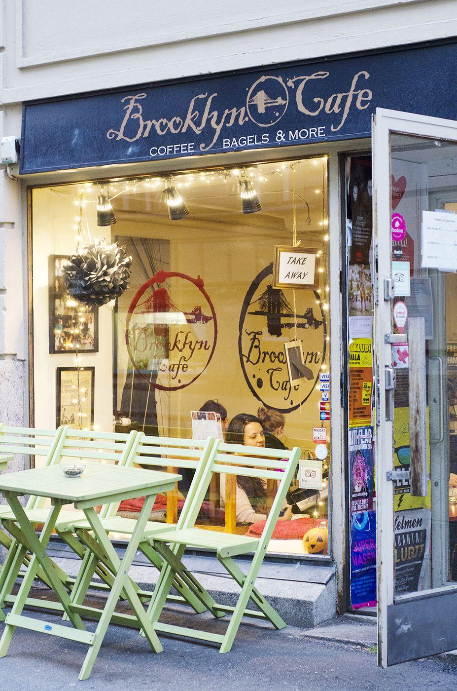One of my favorite cafes in Helsinki - Brooklyn Cafe. ♡ #nyc #ny #style #brooklyn #cafe #love #helsinki #city