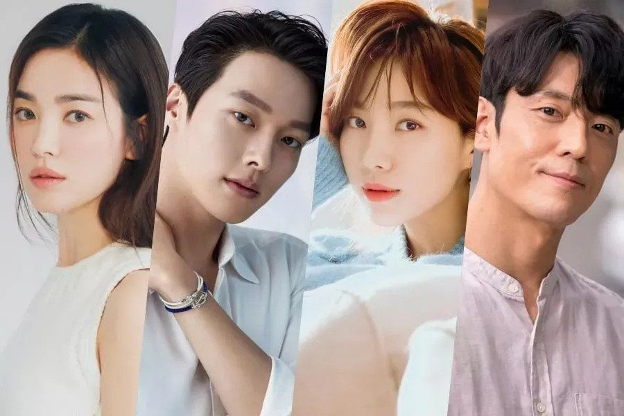 Song Hye Kyo, Jang Ki Yong, Choi Hee Seo, And Kim Joo Heon Confirmed For New Romance Drama