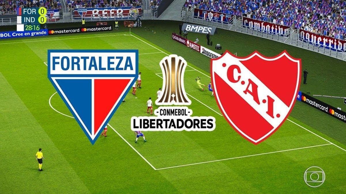Assista Agora Fortaleza X Independiente Arg Ao Vivo Online Com