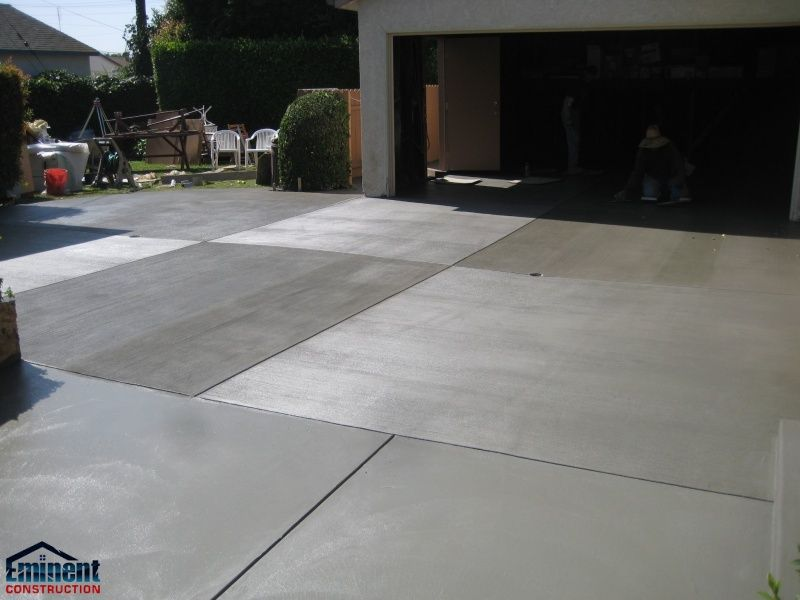 eminent construction offers latest color designs pictures ideas and much more for concrete driveway installation get your old concrete driveway repaired - Concrete Driveway Design Ideas