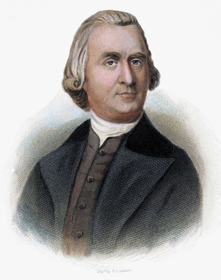 002 Samuel Adams—Candidus (October 14, 1771) Famous