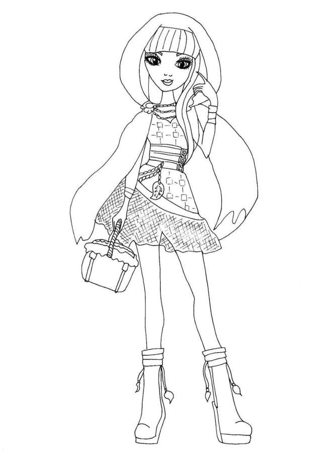 Top 10 Ever After High Coloring Pages Coloring Pages Ever After