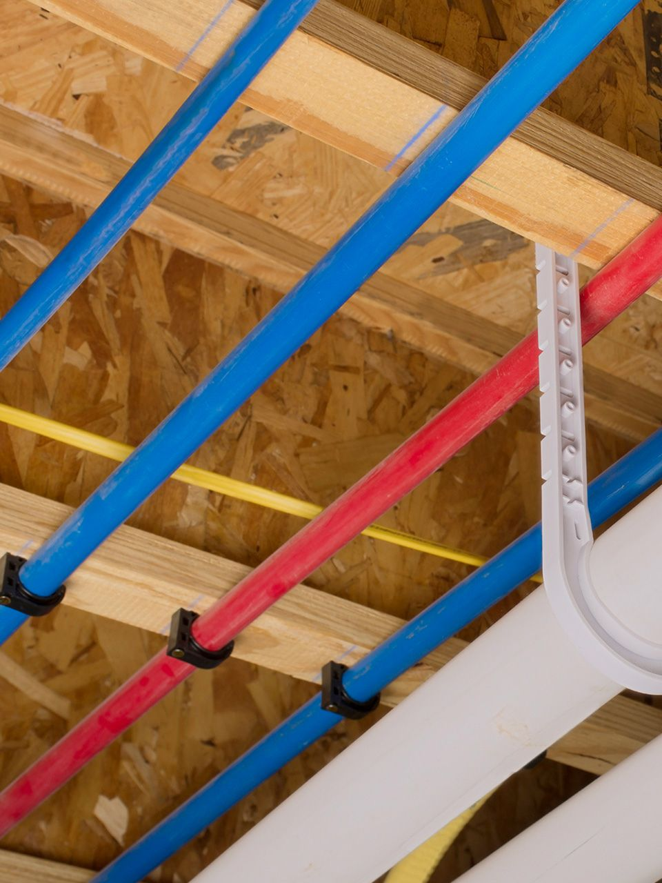 How To Install Pex Tubing In 2020 Pex Tubing Handyman Projects