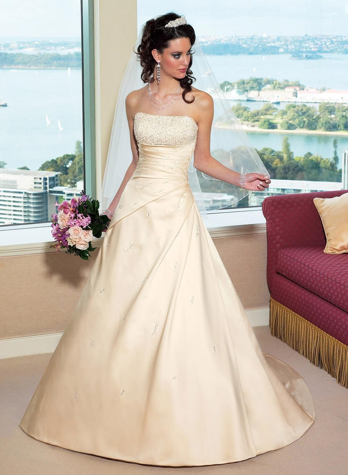 Wedding dresses used  Maggie Sottero Michelle  Size   Used Wedding Dresses