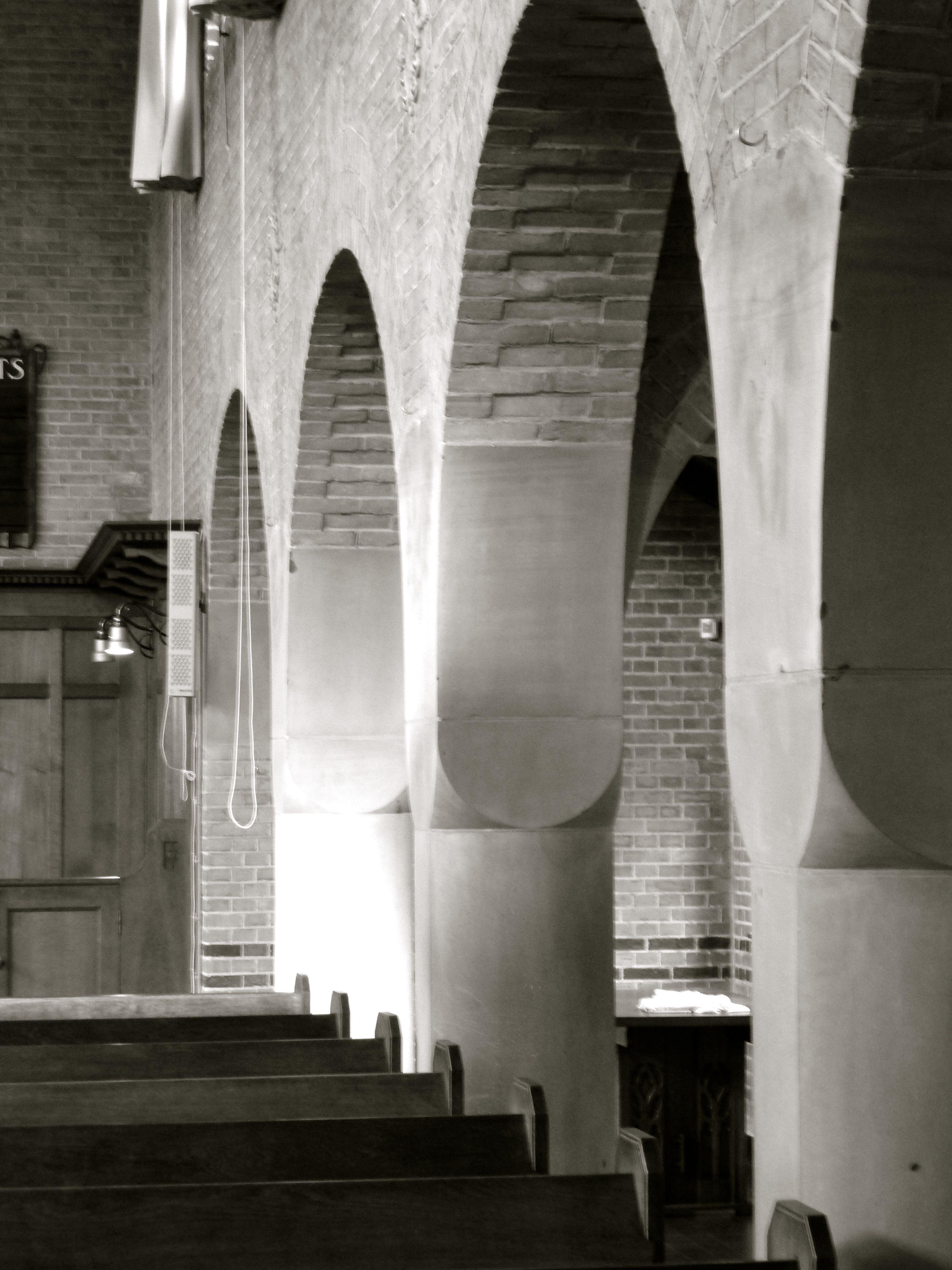 interieur Waalse kerk, Rotterdam | 464 E Walnut | Pinterest