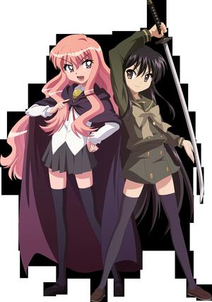 Louise shana Shakugan no shana, Good anime series, Anime