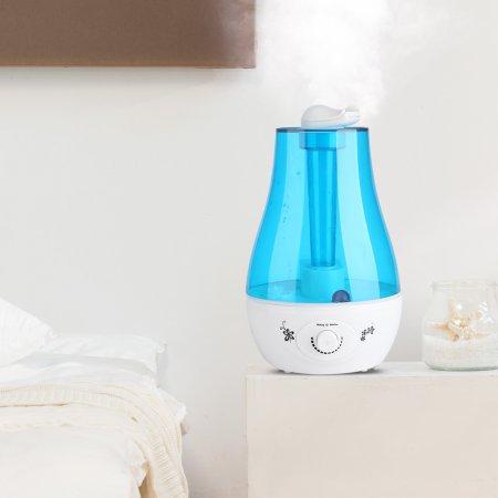 Yosoo Air Diffuser,3L Ultrasonic LED Humidifier Diffuser LED