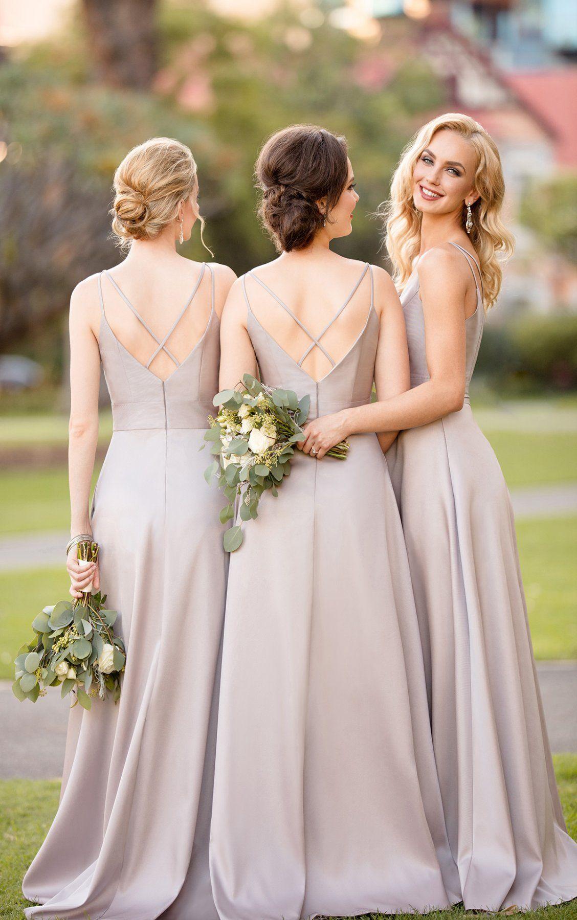 Essense wedding dress  Sorella Vita Bridesmaid Dresses Are The New Classic  Bridesmaids