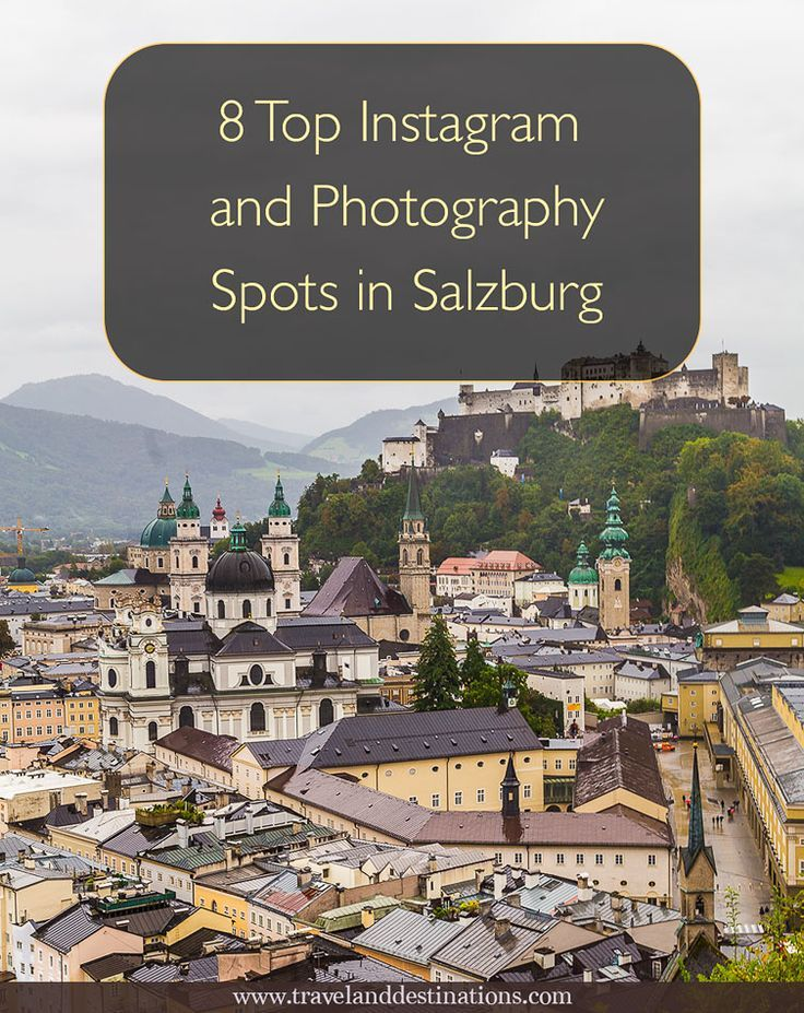 8 Top Photography and Instagram Spots in Salzburg  #salzburg #austria #salzburgerland #europe #travel #beautifuldestinations #destinationguide #traveltips #travelinspiration #vacation #holiday #Natgeotravel #Traveltheworld #bucketlists