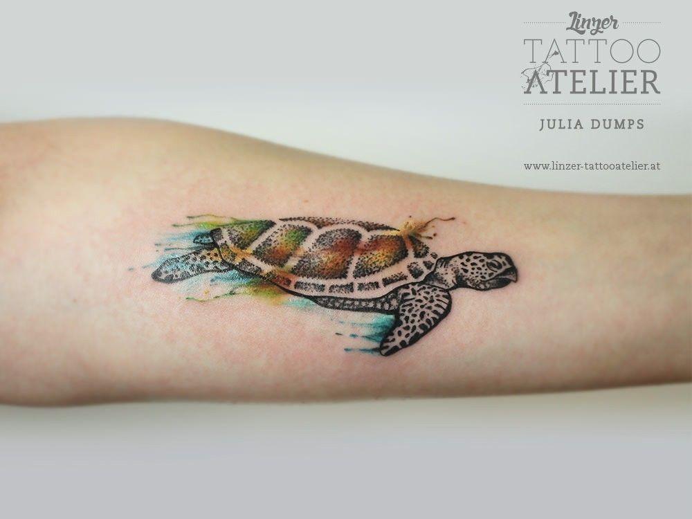 Eye Catching Forearm Turtle Tattoos Designs Turtle Tattoo Designs Turtle Tattoo Tribal Turtle Tattoos