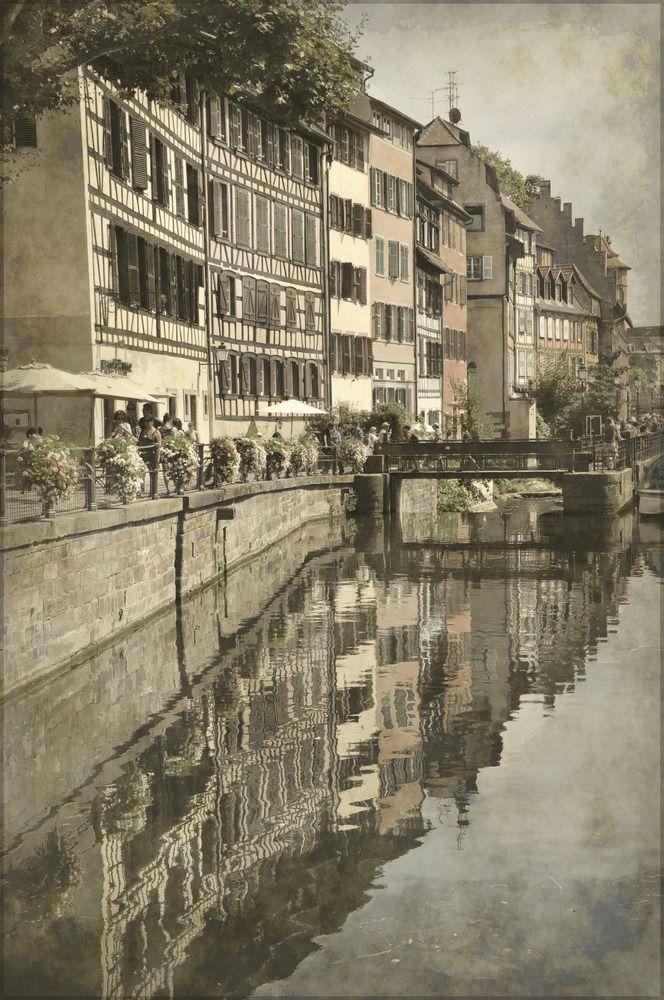 Molte città hanno mantenuto intatto la veste del loro passato