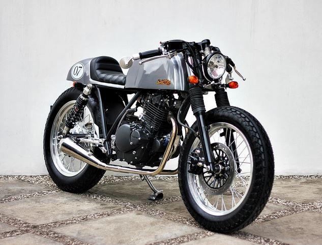 2000 SUZUKI THUNDER 250 'THE BOUNDARIES' – STUDIO MOTOR – RACING CAFE