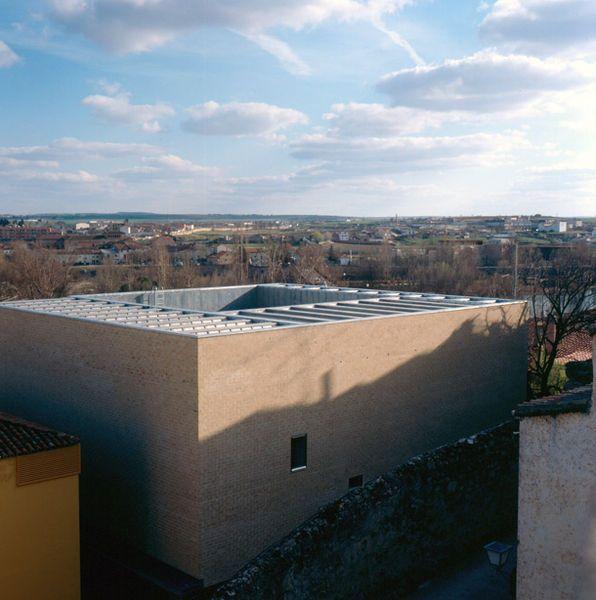 Tu n y mansilla museo provincial de zamora spain 1992 - Arquitectos en zamora ...