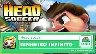 Head Soccer Apk Mod Hack Dinheiro Infinito Jogos De Futebol