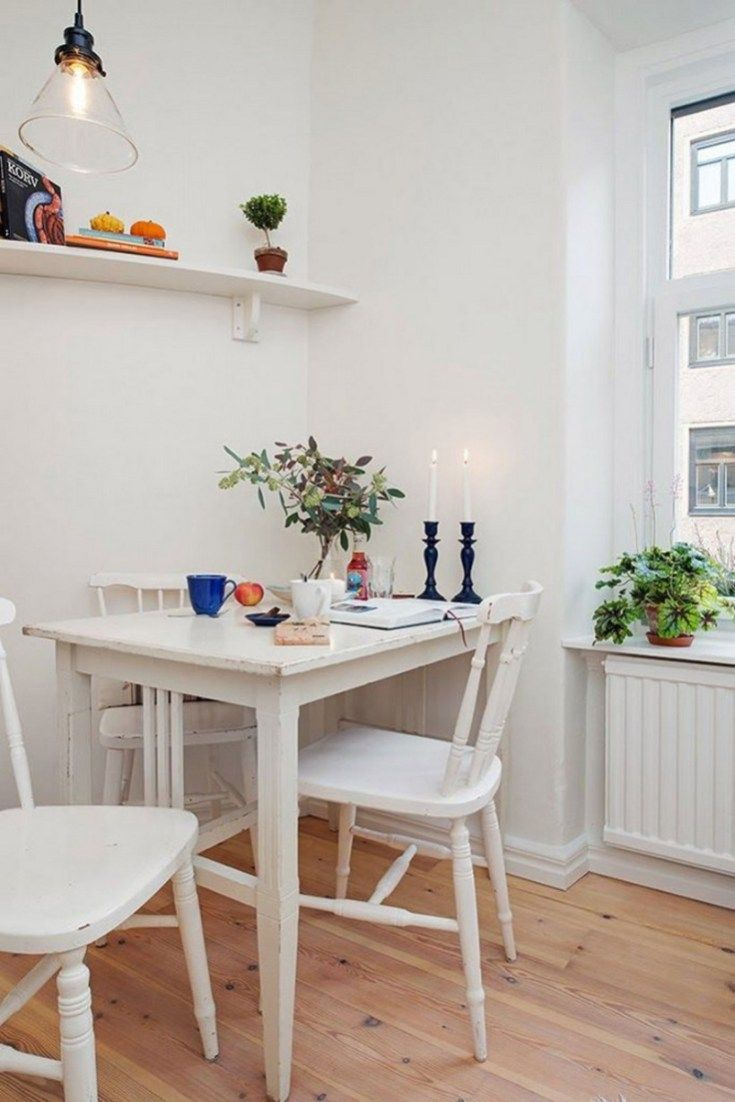 70+ Small Kitchen Tables Ideas For Small Space On A Budget ...