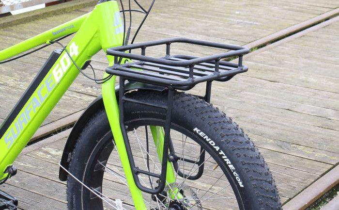 Boar Fat Bike Front Rack Angle View Fatbike Pinterest Fixie