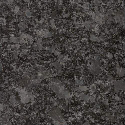 Gray Granite Kitchen: Dark Gray Granite With Brown And Cream