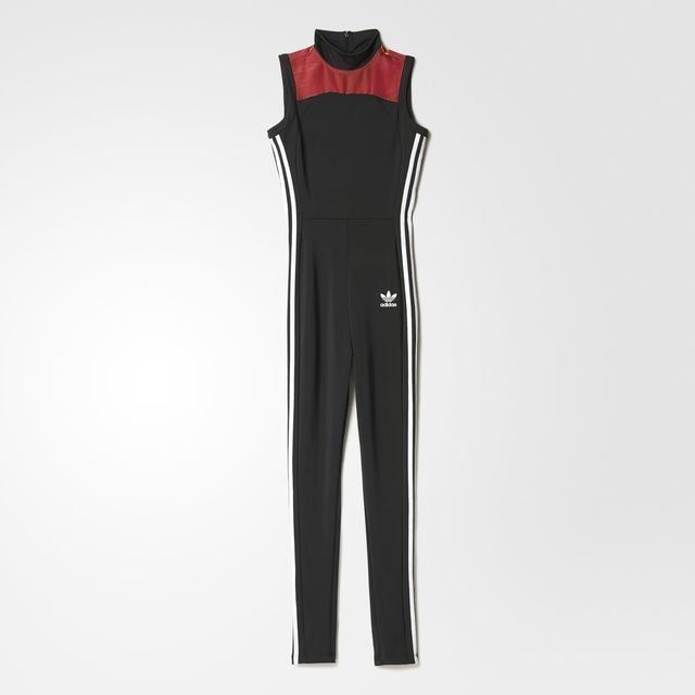 Adidas Space Shifter All In One Jumpsuit Black Adidas Us