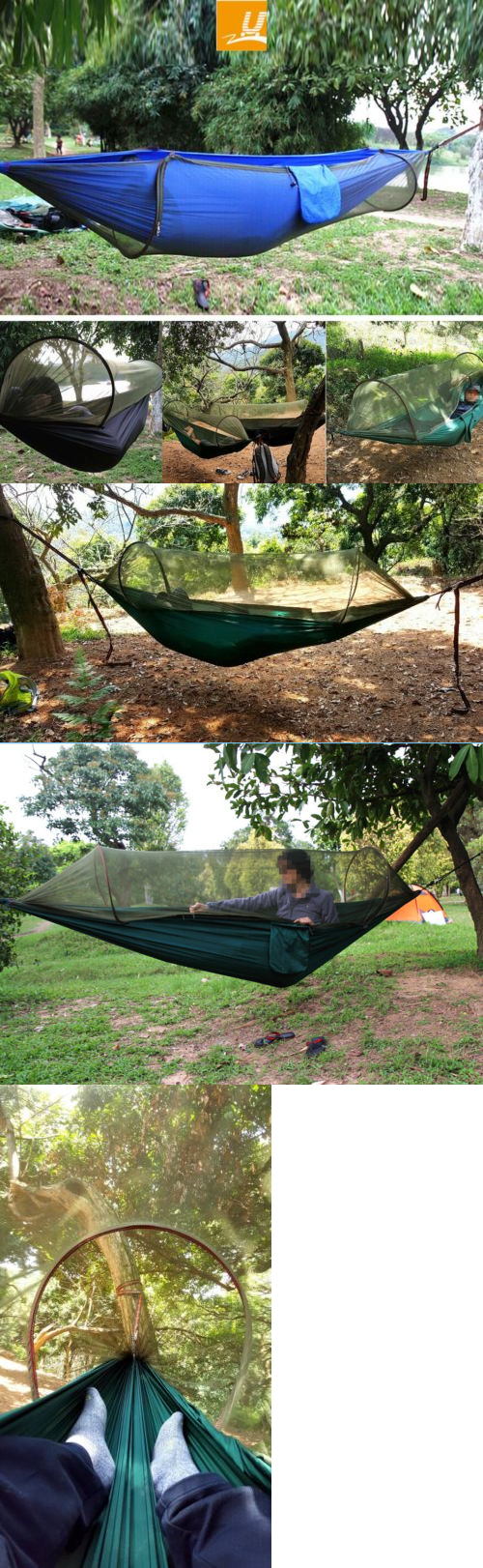 Medium image of hammocks 159030  latest version  camping bushcraft jungle hammock tent replacement   mosquito