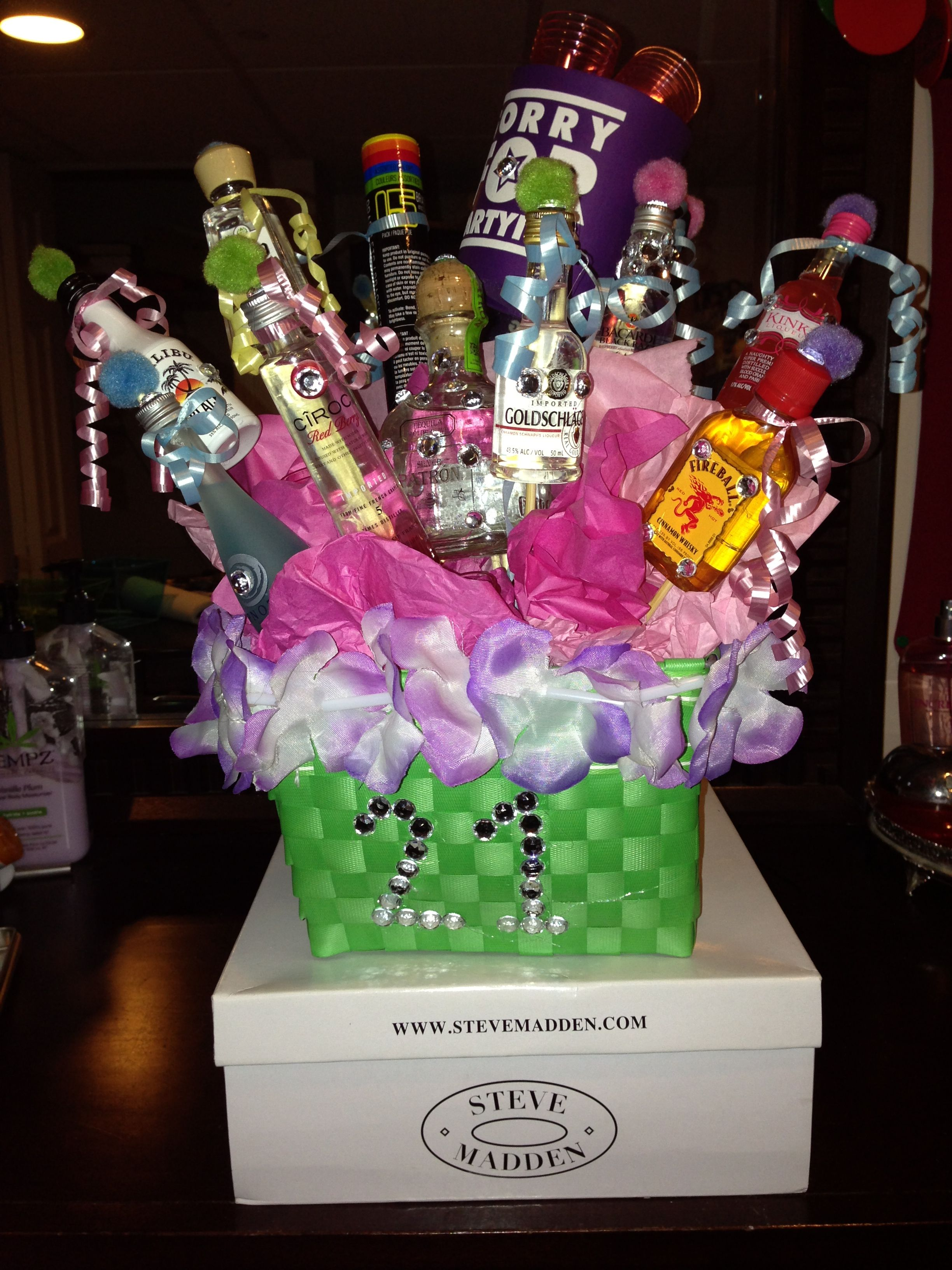 Omg I Love This Someone Please Make This For My 21st Birthday 21st Birthday Gifts 21st Birthday 21st Bday Ideas