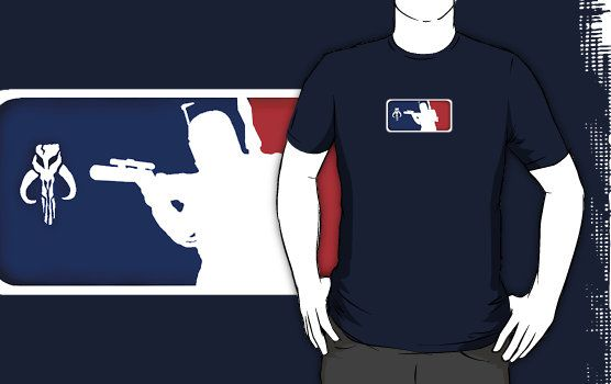 Major League Bounty Hunter T-Shirt by mikmcdade