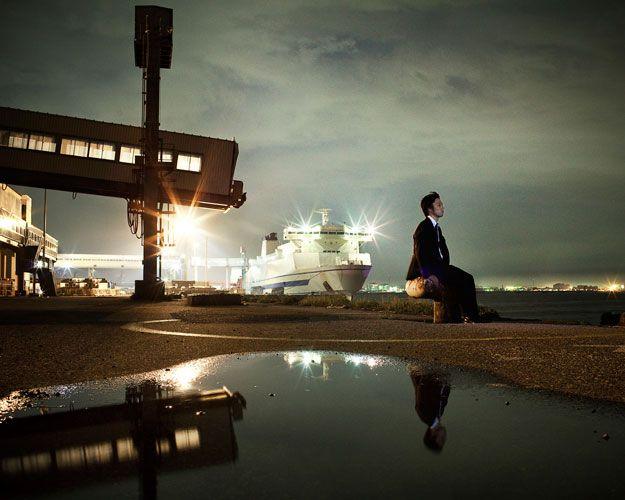 Stephane Remael Les Evapores Du Japon Photographie Japon Stephanie