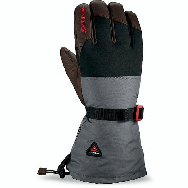 DAKINE ROVER SNOWBOARD SKI GLOVES CHARCOAL Dakine Rover Snowboard Ski Gloves 2013 - Dakine uses burly Durafuse™ leather to make the Rover Gloves tough enough to stand several seasons of wear and use. On top of their superb durability, the Rover Gloves also include a waterproof breathable Gore-Tex insert for complete weather protection. #snowboard #mensnowboardgloves #dakineroversnowboardskiglove #colourcharcoal