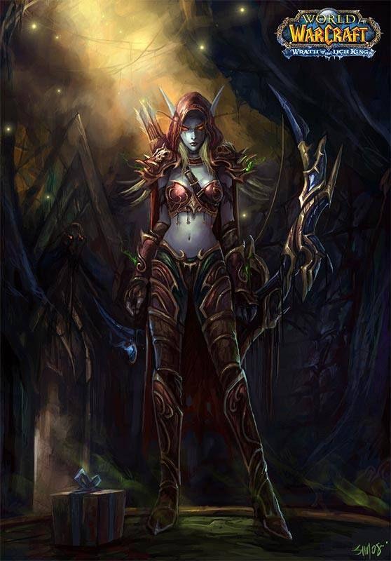 Sylvanas Windrunner - Warcraft