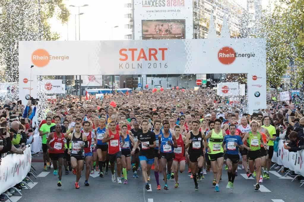Köln Marathon Live übertragung