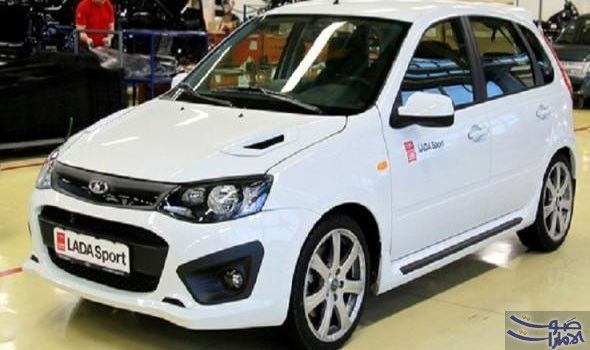 سيارات لادا سبورت الروسية تنافس مثيلاتها في تنوي شركة اوتوفاز الروسية أن تصدر العام الجاري إلى أوروبا موديلين لها من فئة لادا Car Cars Trucks Automobile