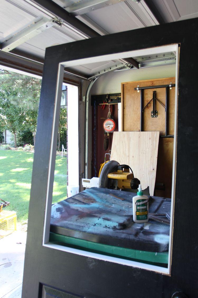 How To Install A Window In An Interior Door Kw Pinterest