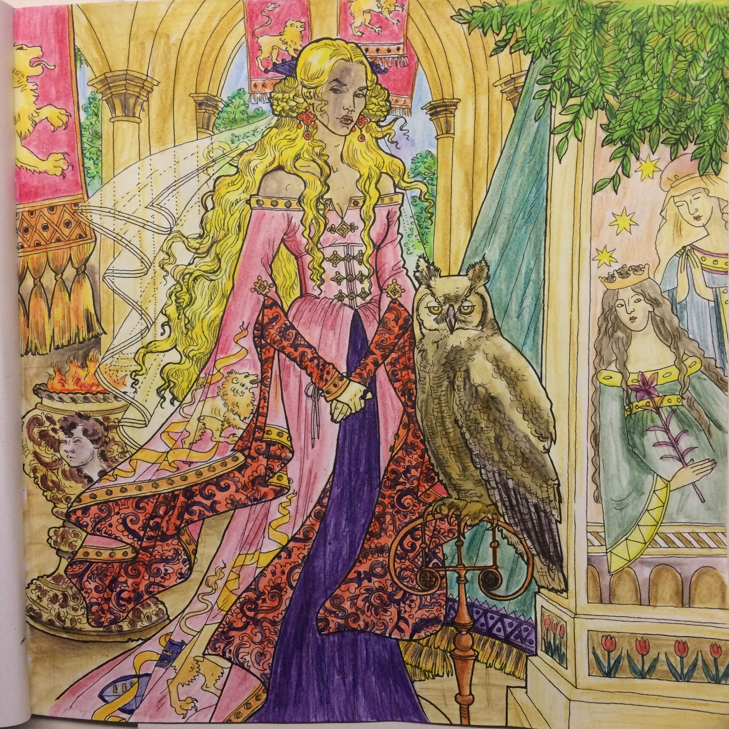 Pin By Karin O On My Hobby Colouring Book
