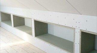 trockenbau dg kinder in 2019 pinterest dachzimmer trockenbau und trockenbau badezimmer. Black Bedroom Furniture Sets. Home Design Ideas