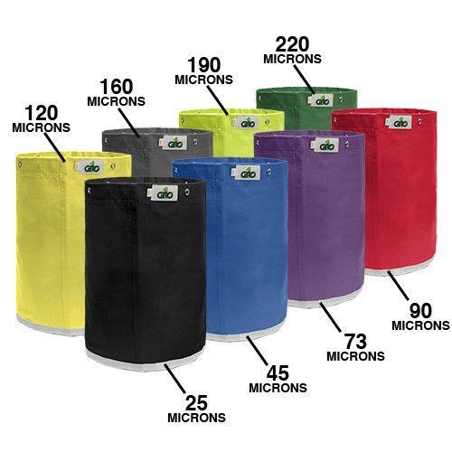 Grow1 20 Gallon Extraction Bags, 8 Bag Kit