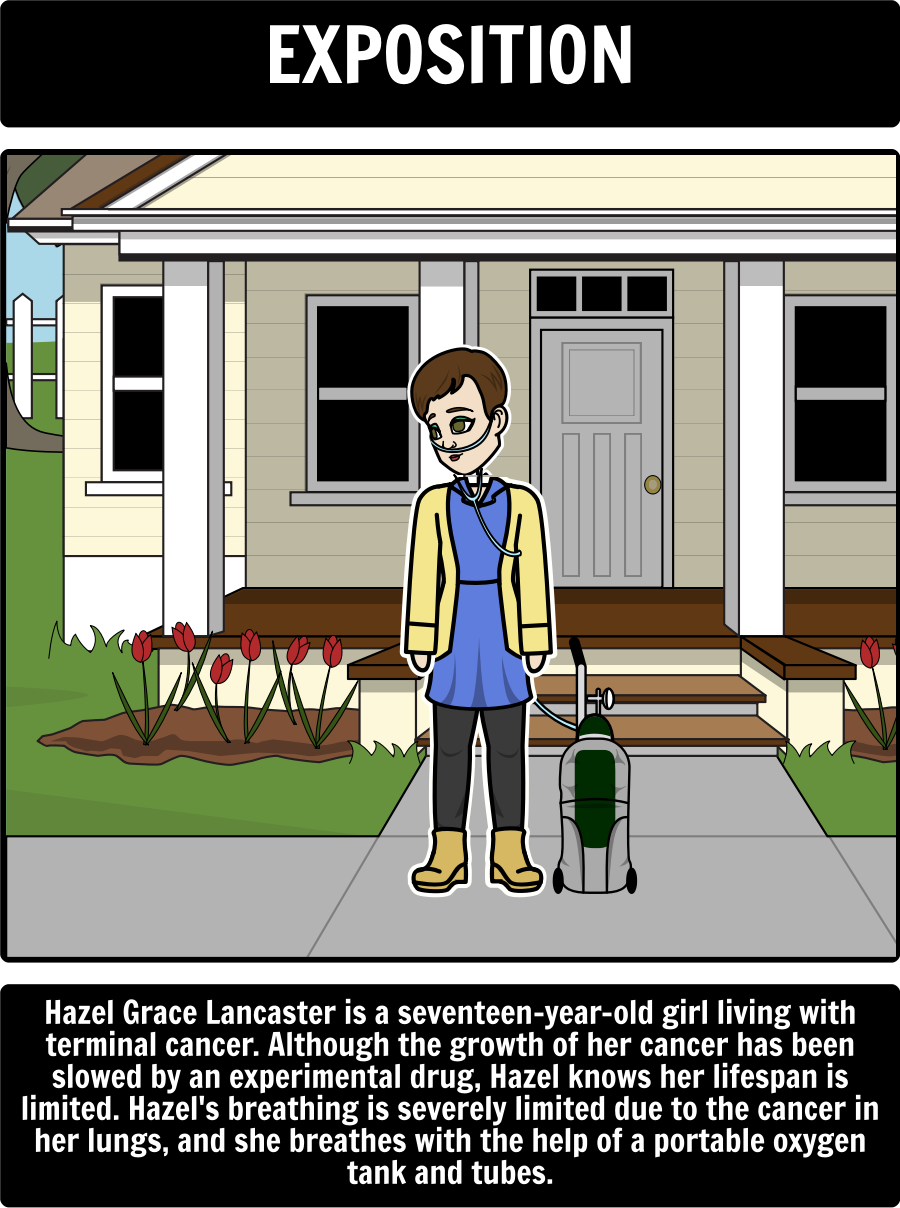 The fault in our stars summary a common use for storyboard that the fault in our stars summary a common use for storyboard that is to help students create a plot diagram of the events from a story ccuart Image collections