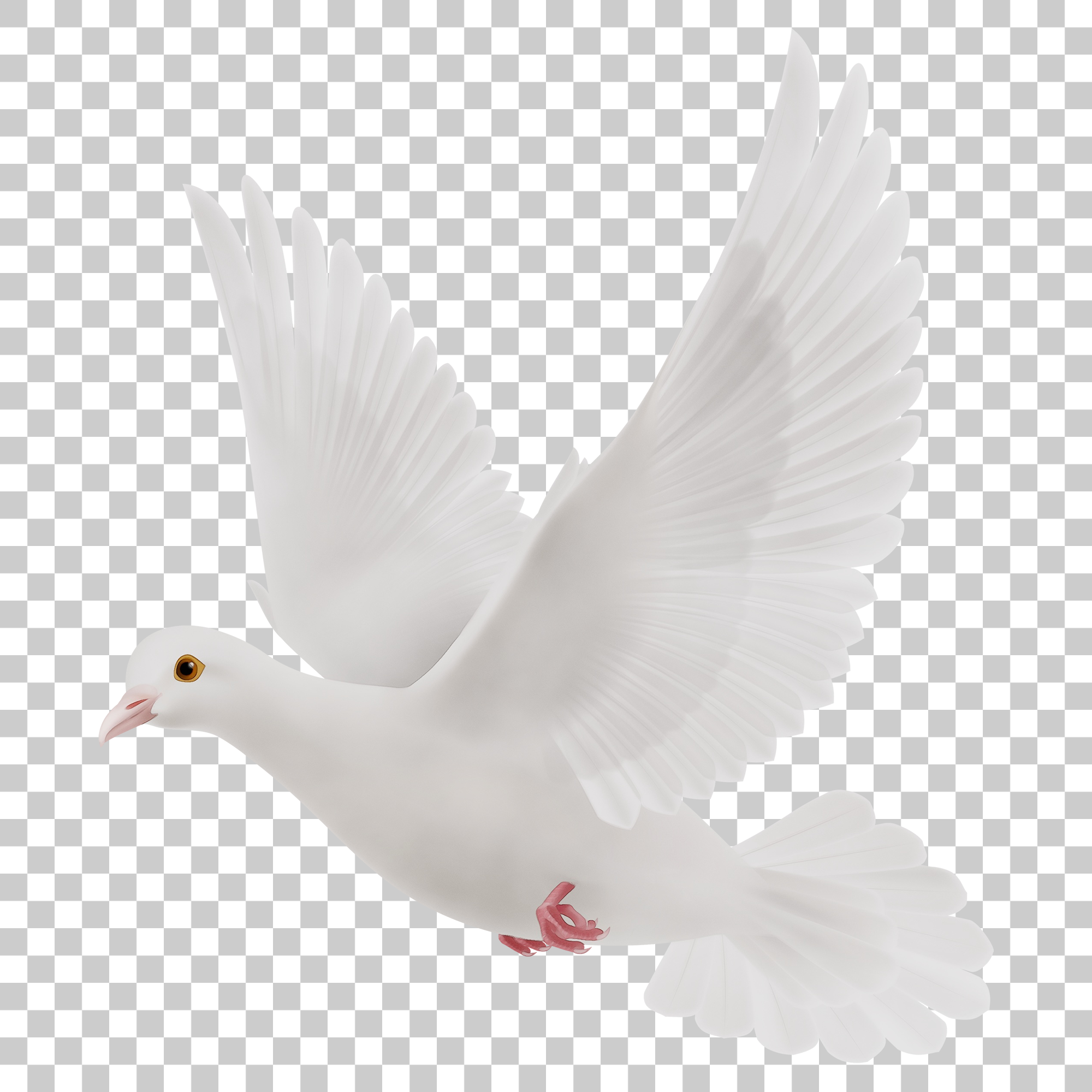 Dove Bird Png Image With Transparent Background Stock Images Free Png Images Dove Bird