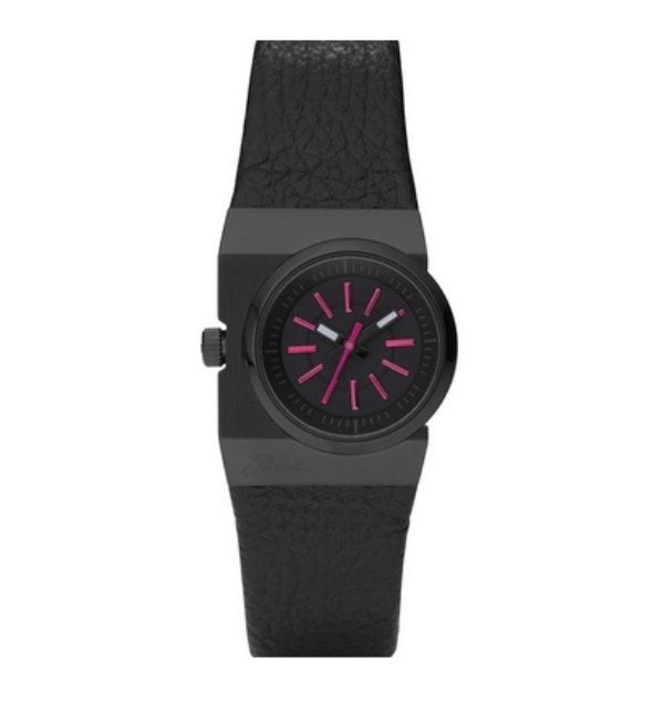 Diesel Womens Watch Black Leather Black Case   Purple indices w Box DZ5251   Diesel  Casual  Watch  Fashion  89.77 c6b191e66b
