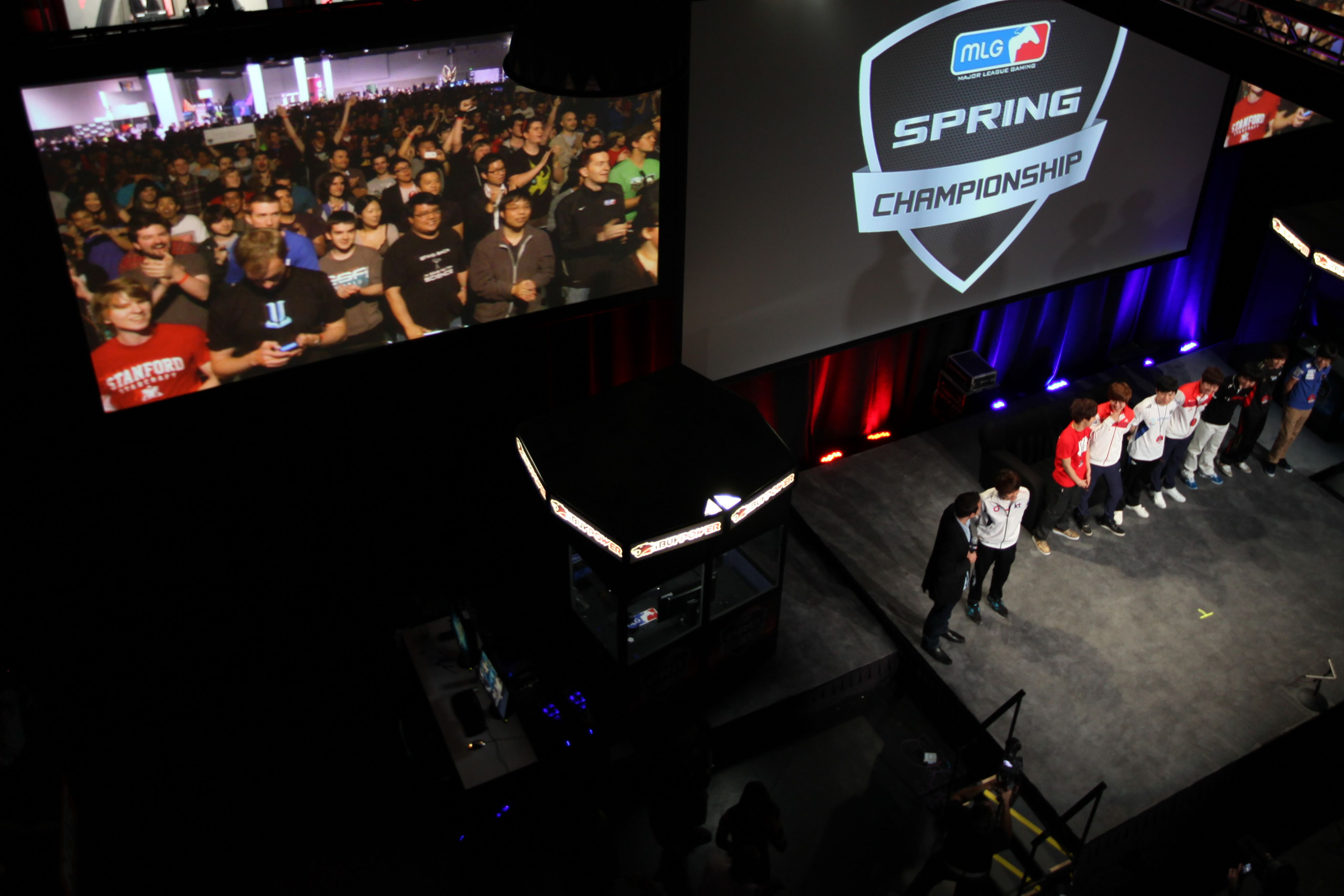 cbs has a clear path to broadcast major league gaming on tv this