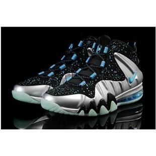 http://www.asneakers4u.com/ Nike Barkley Posite Max Shoes Bronze/Black | barkley shoes | Pinterest | Nike and Shoes