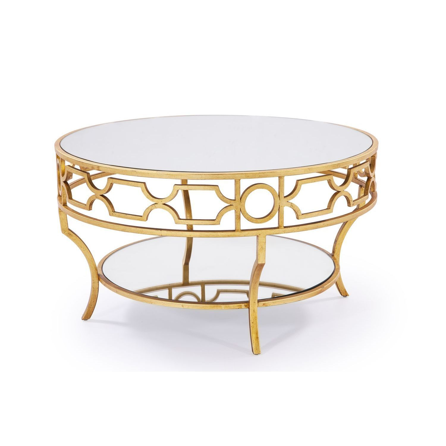 Verona coffee table shelves accent furniture and tables verona coffee table geotapseo Image collections