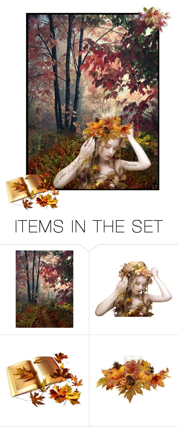 """Touch of Autumn 2015"" by ragnh-mjos ❤ liked on Polyvore featuring arte, contest, autumn, artset e fall2015"