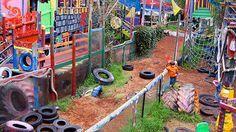 Photo of St Kilda Adventure Playground