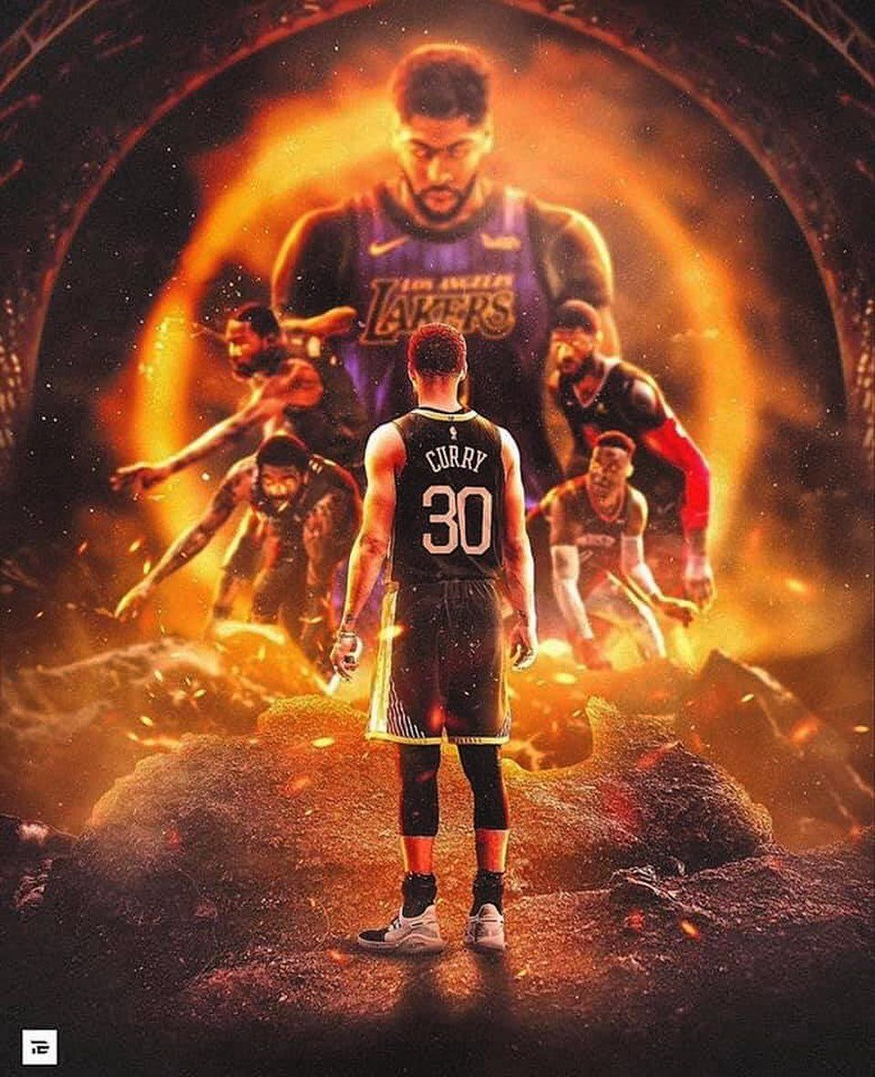 Never Give Us Up For Dead Nba Wallpapers Stephen Curry Nba Wallpapers Nba Art