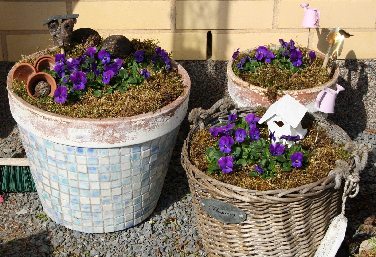 Ideatasku: puutarha