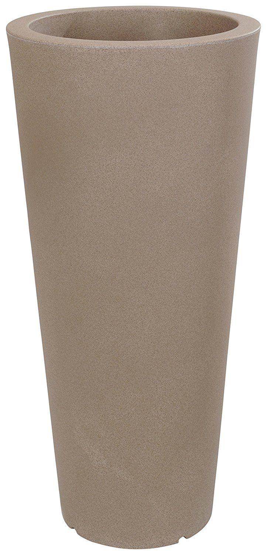 Farmet T 362 Polyethylene Hydra Round Vase 85 Cm Havana Click