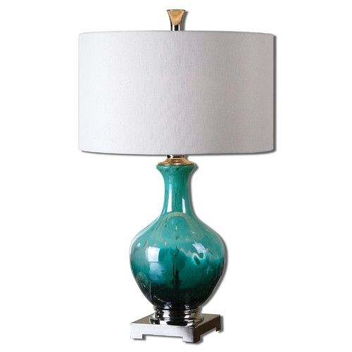 "Found it at Wayfair - Yvonne 28.75"" Table Lamp"