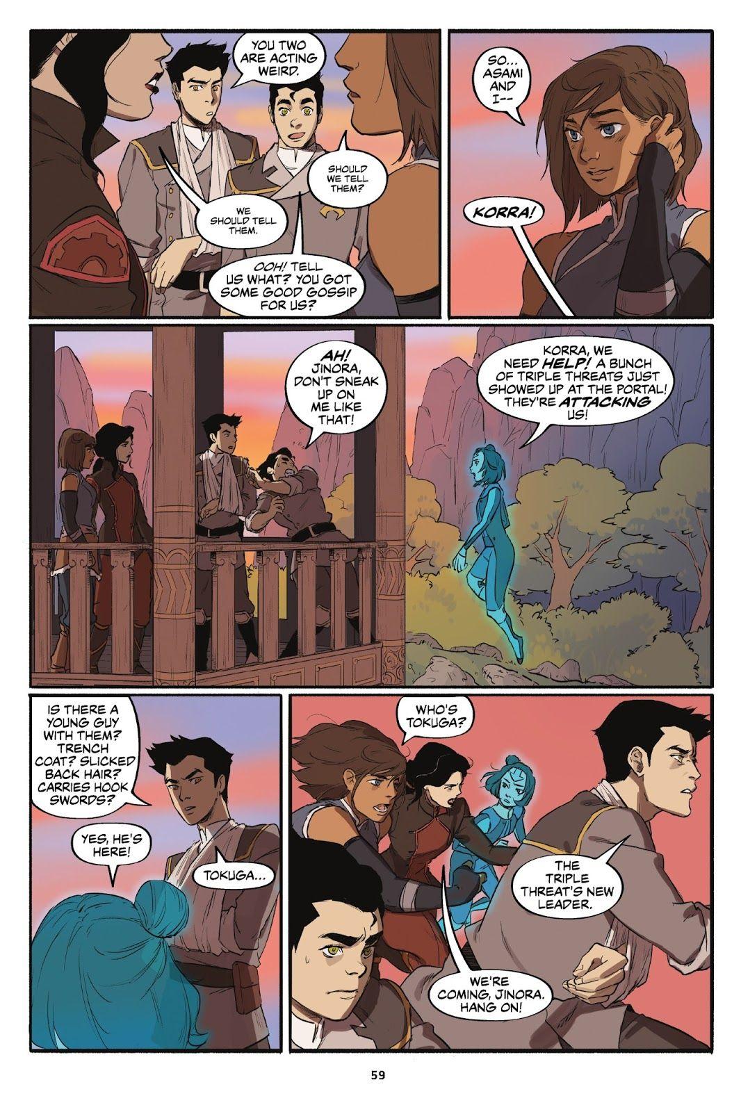 The Search | Avatar Wiki | FANDOM powered by Wikia