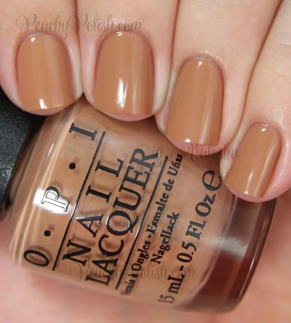 OPI: Fall 2014 Nordic Collection Swatches and Review - Going my way or Norway
